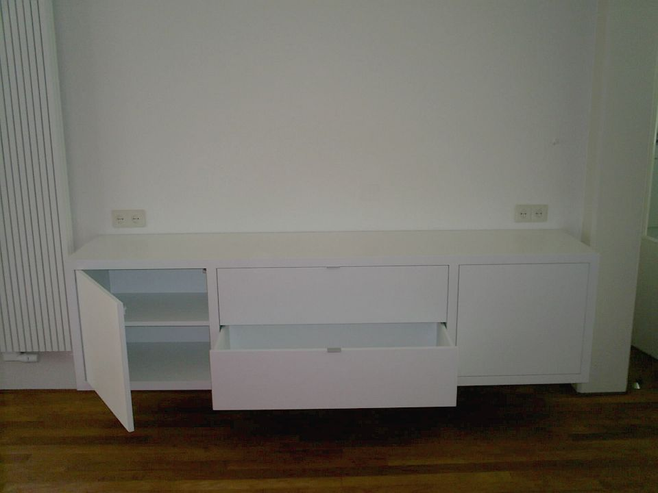 Dressoir open